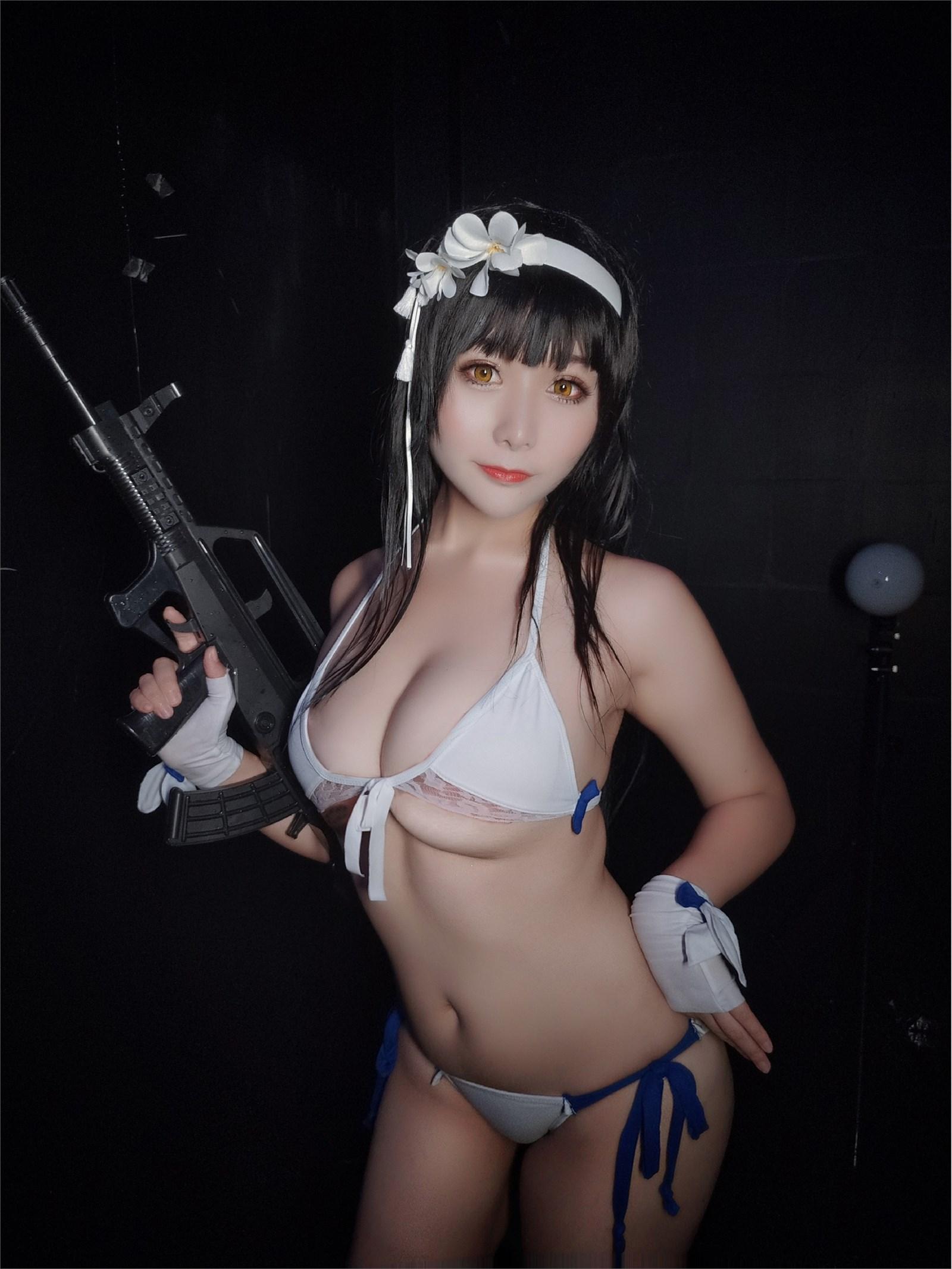 cosplay 三刀刀Miido图包 – 95夏鸣蝉(24P)