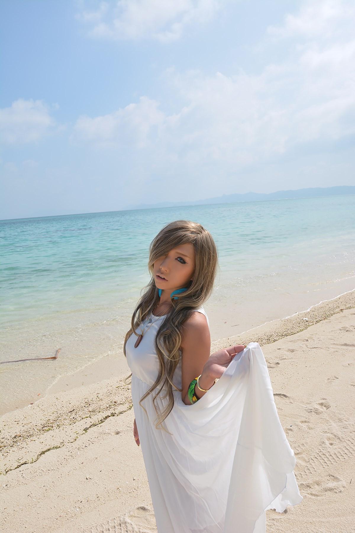 non姐 GAL ADDICT ISLAND 01 sea & sky