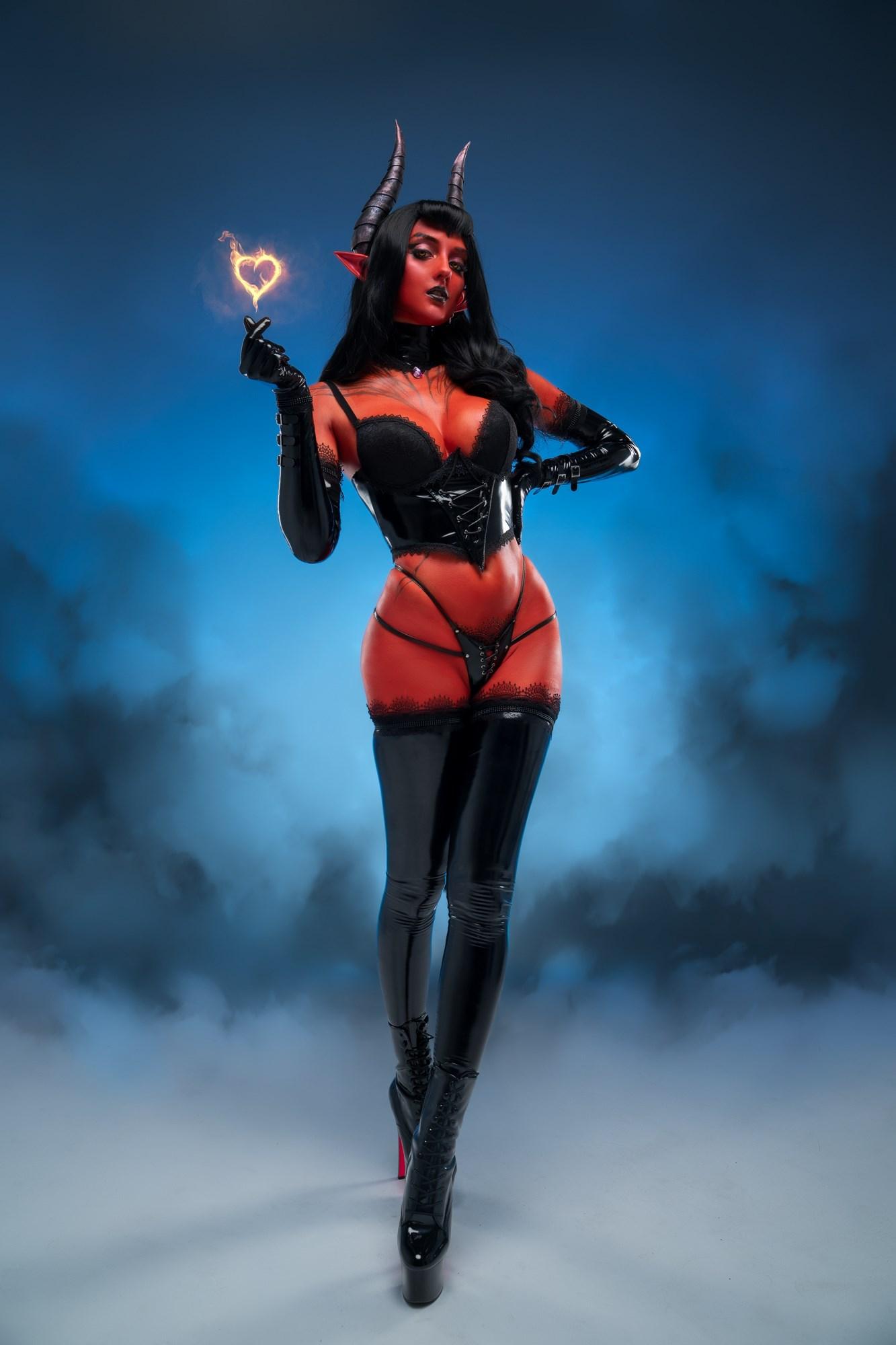 Alin Ma   Xenon_ne - Devil Lady