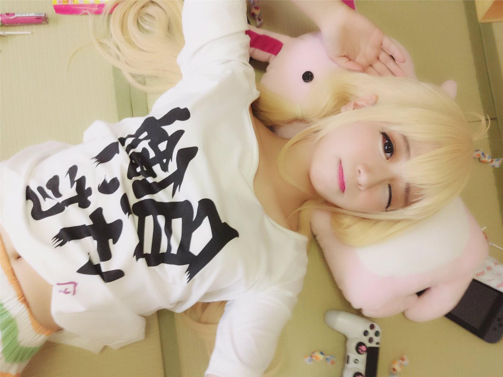 童颜巨乳COSER小姐姐yami推特图集 Yami-twitter7(7)
