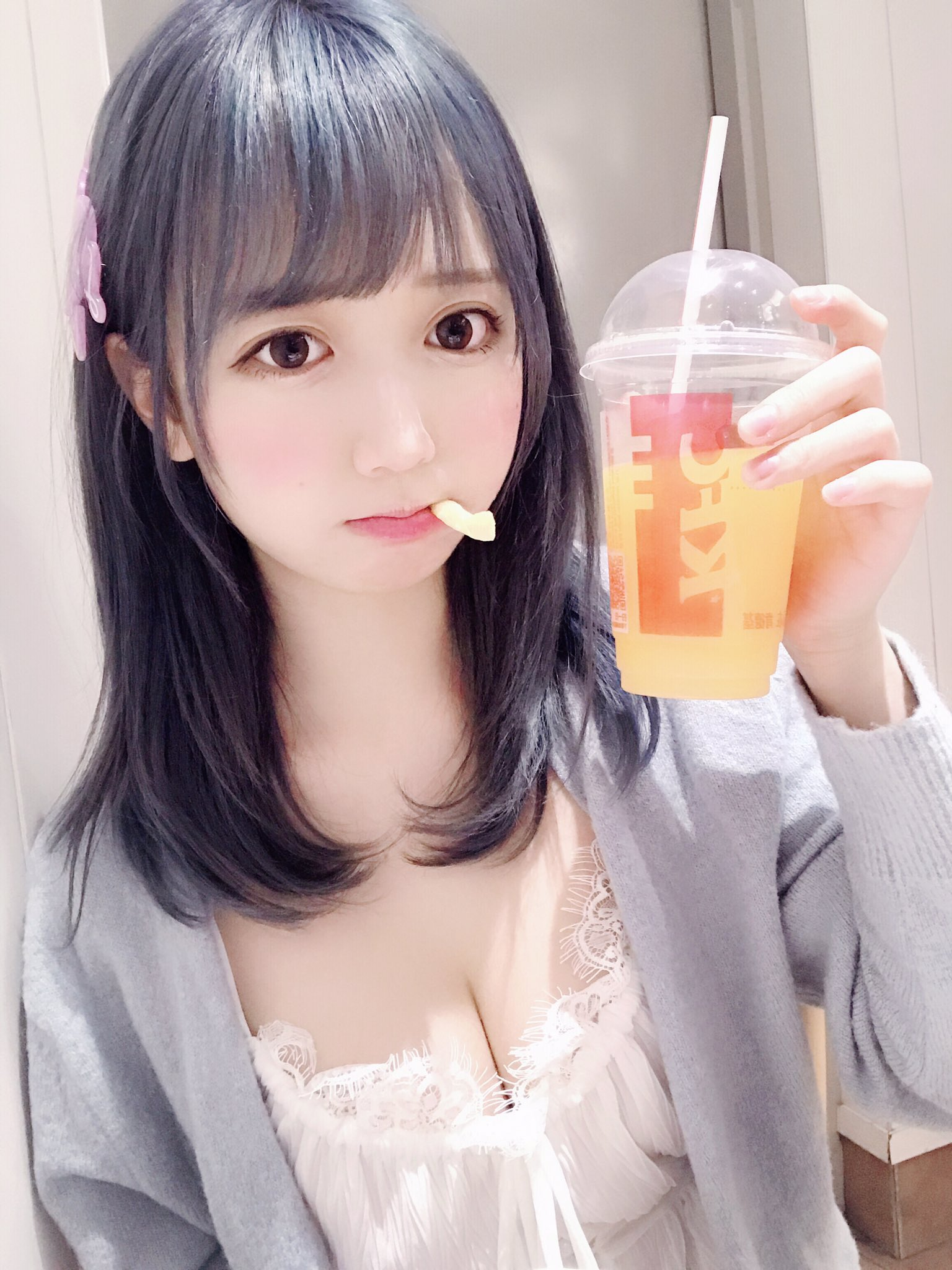 童颜巨乳COSER小姐姐yami推特图集 Yami-twitter9(2)